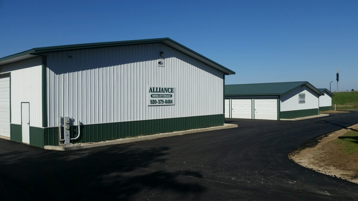 Alliance Mini Storage - Weyauwega, WI - Central Wisconsin